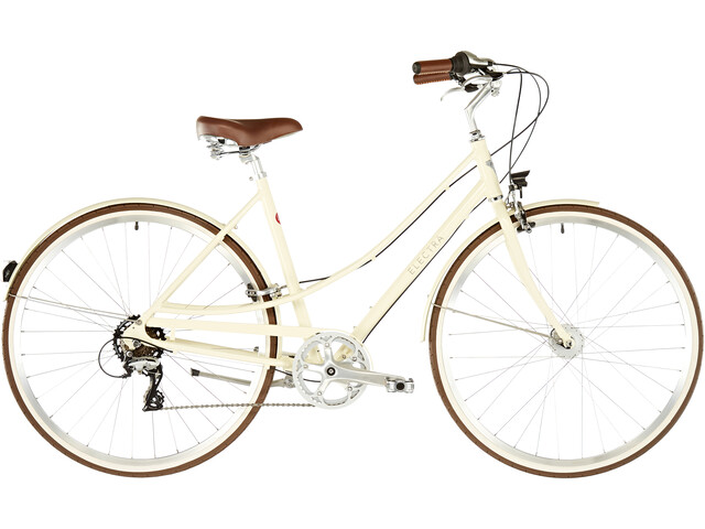Electra Loft 7D EQ Dames, cream